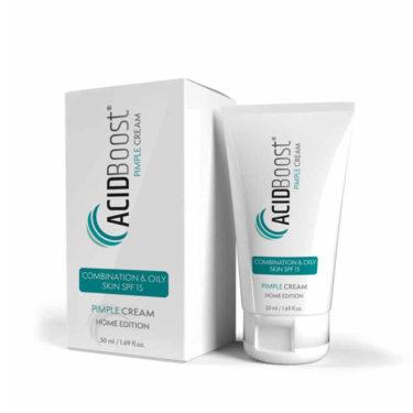 ACIDBOOST Pimple Cream SPF 15 50 ml