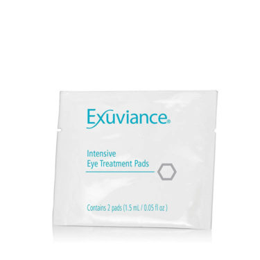 EXUVIANCE Professional Intensive Eye Treatment Pads 50 par