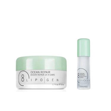 LIPOGEN Ocean Repair 24 h Cream 50 ml + Ocean Repair Serum 30 ml