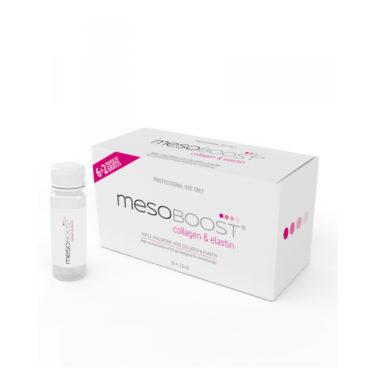 MESOBOOST Collagen + Elastin ampułki 8 x 10 ml