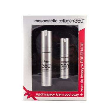 MESOESTETIC Collagen 360 Intensive Cream 50 ml + Eye Contour Cream 15 ml