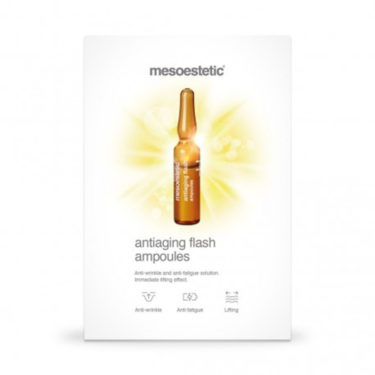 MESOESTETIC Anti-aging Flash Ampoules 10 x 2 ml
