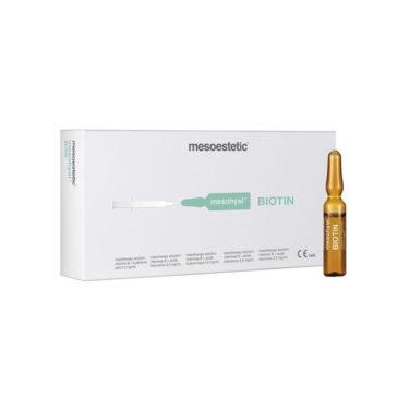 MESOESTETIC Mesohyal Biotin 20 x 2 ml