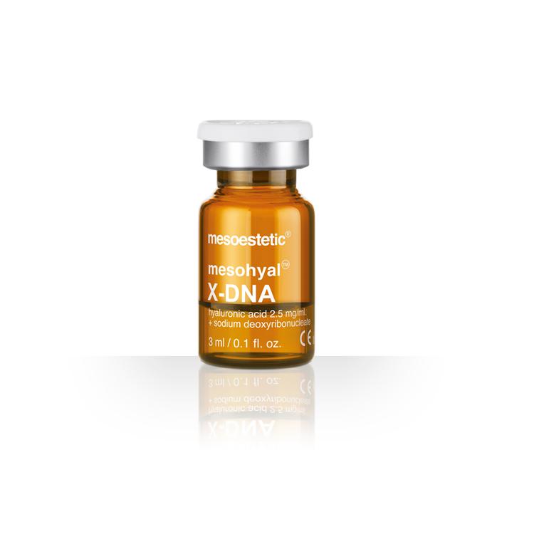 MESOESTETIC Mesohyal X-DNA 1 x 3 ml