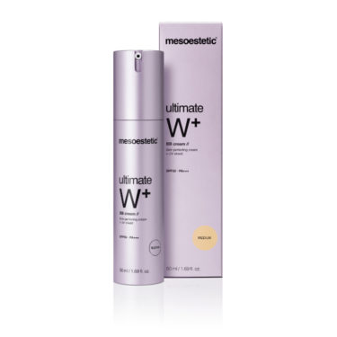 MESOESTETIC Ultimate W+ Whitening BB Cream 50 ml