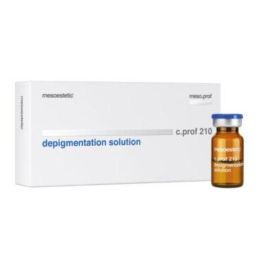 MESOESTETIC c.prof 210 Depigmentation Solution 5 x 5 ml