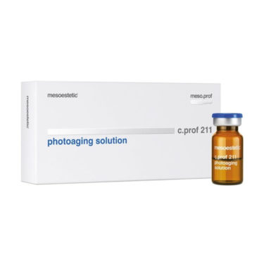 MESOESTETIC c.prof 211 Photoaging Solution 5 x 5ml