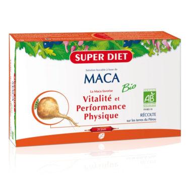 SUPER DIET Maca 20 x 15 ml